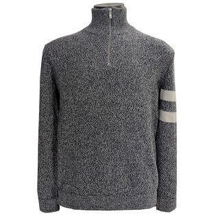 Men's Melange Wool-Cashmere Sweater