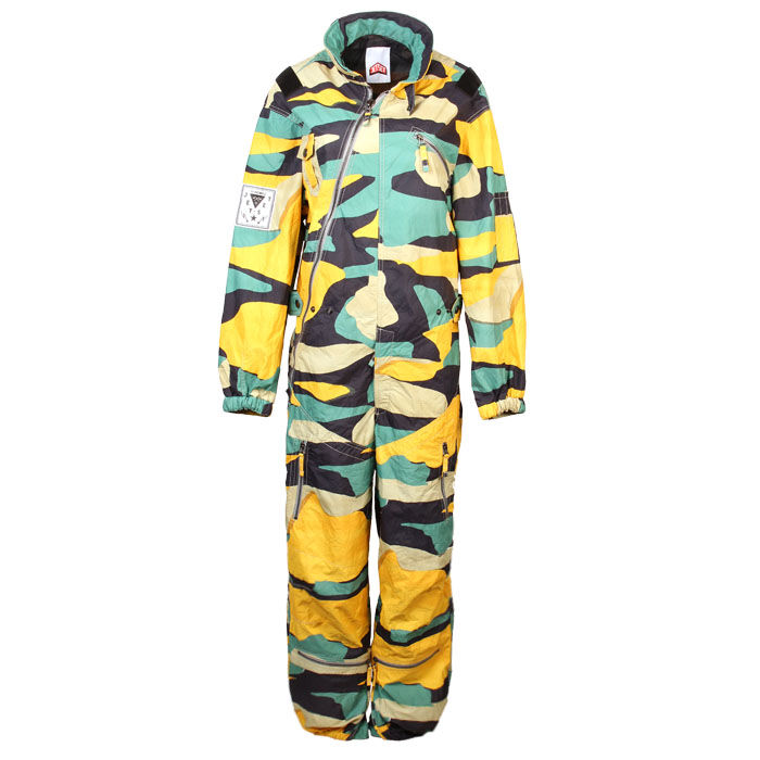Unisex St Moritz One-Piece Ski Suit