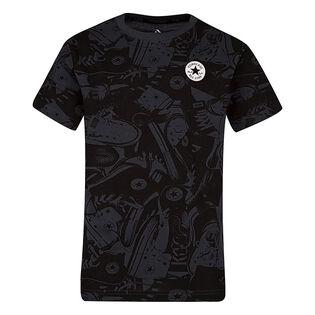Junior Boys' [8-16] Printed Chuck Patch T-Shirt
