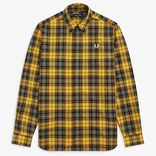 Men's Bold Tartan Shirt