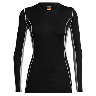 Women's Merino 200 Oasis Deluxe Long Sleeve Crewe Top
