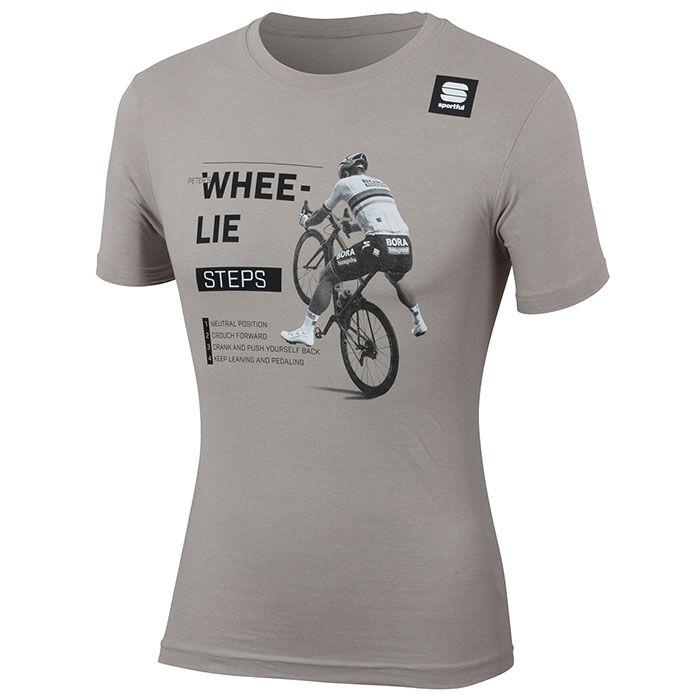 T-shirt Whee-Lie pour hommes