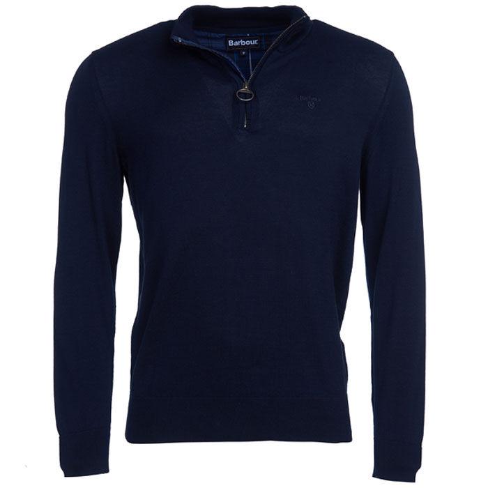 Men's Tain Half-Zip Sweater