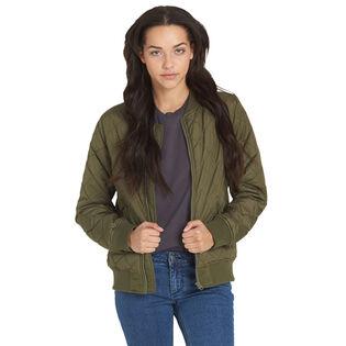 Women's Co-Pilot Bomber Jacket