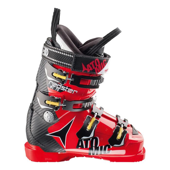 Juniors' Redster World Cup 70 Ski Boot [2015]