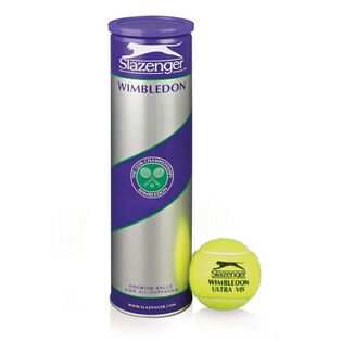 Wimbledon 4 Ball Can
