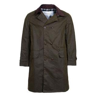 Men's Icons Haydon Wax Jacket