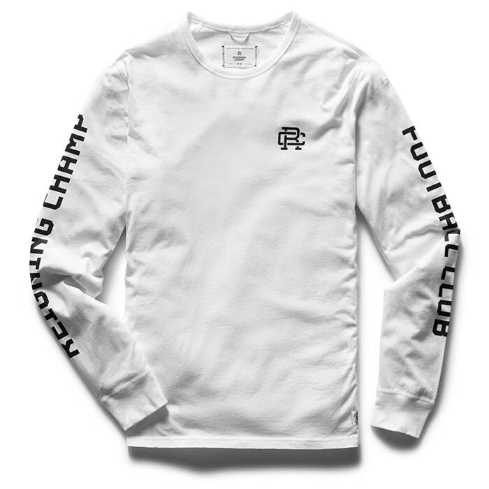 Men's RCFC Long Sleeve T-Shirt