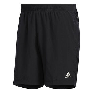 Men's Run It 3-Stripes PB Short