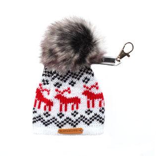 Bambi Hat Keychain