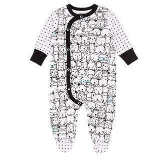 Baby Boys' [3-24M] Whole Wheat One-Piece Pajama