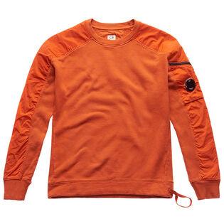 Men's Mixed Fleece Lens Sweatshirt