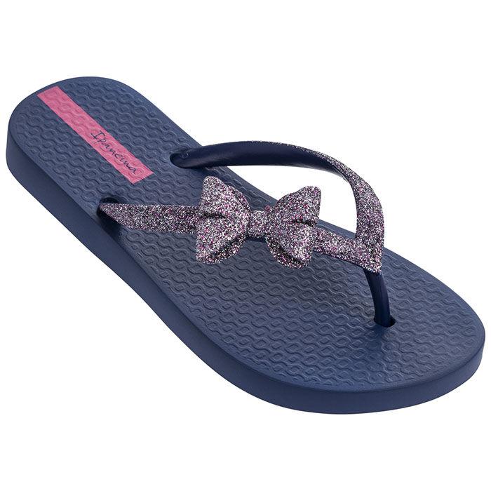 Juniors' [9-2] Glitter IV Flip Flop Sandal
