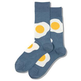 Men's Egg Crew Sock