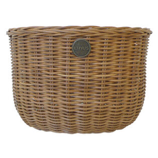 Oval Rattan Basket
