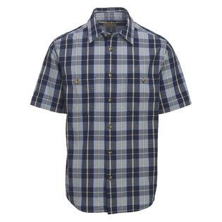 Men's Tall Pine Ripstop Plaid Shirt