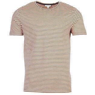 T-shirt en coton biologique pour hommes