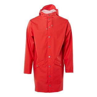 Men's Essential Long Rain Jacket