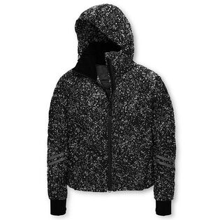Women's Hybridge CW Reflective Bomber Jacket