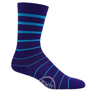 Men's Striped Low Sock