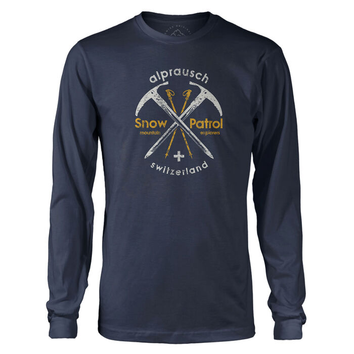 Men's Snow-Patrol T-Shirt