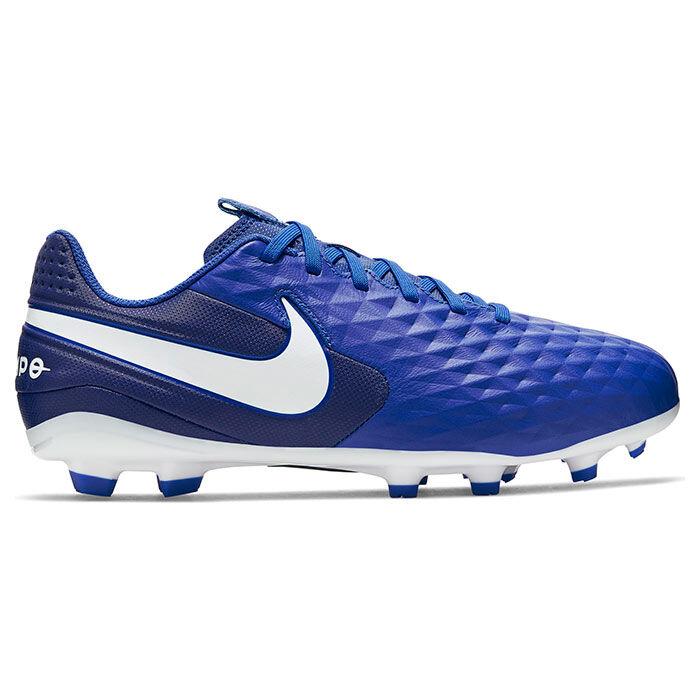 Chaussures de soccer à crampons Tiempo Legend 8 Academy M<FONT>G</FONT> pour juniors [1-6]