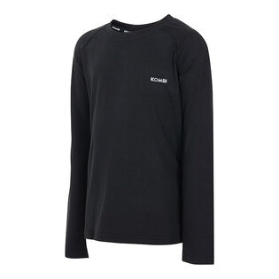 Junior Boys' [6-14] Active Sport Crew Long Sleeve Top