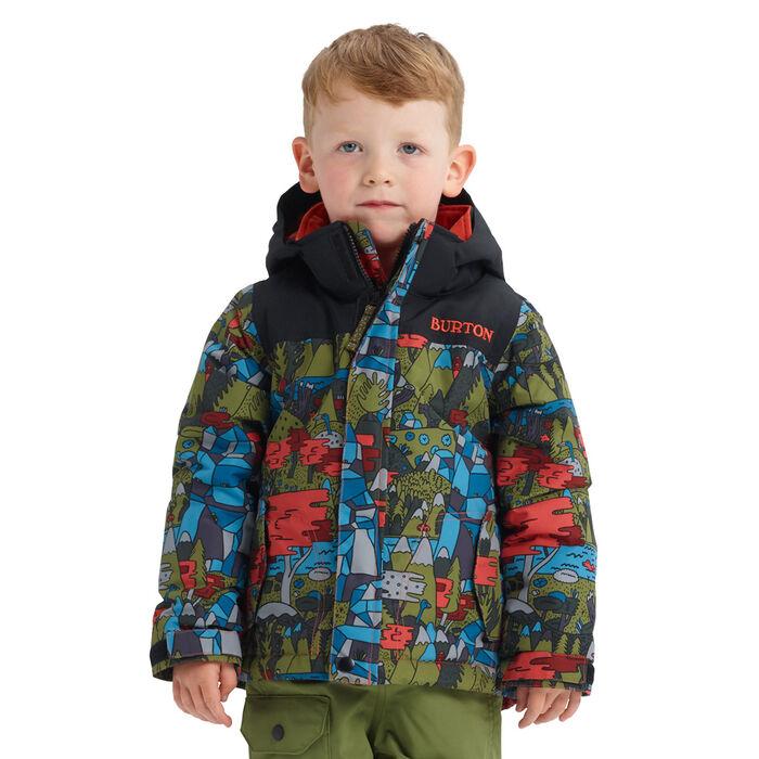 Boy S Minishred Game Day Jacket Burton Sporting Life Online