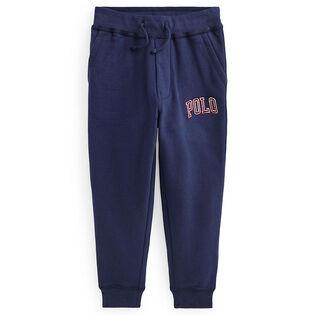 Boys' [2-4] Logo Fleece Jogger Pant