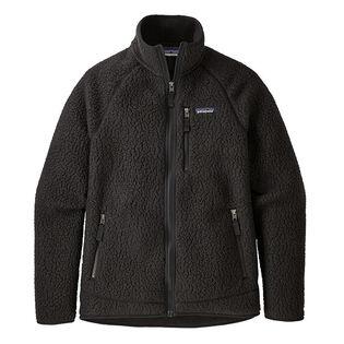 Men's Retro Pile Fleece Jacket
