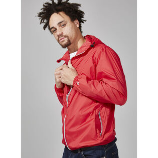 Men's Full-Zip Packable Jacket