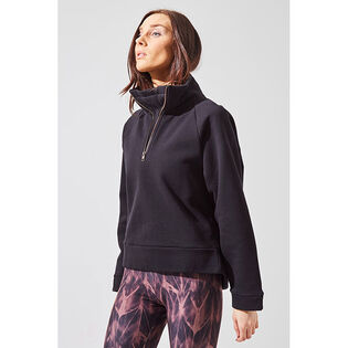 Women's Beckon Cropped Sweatshirt