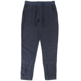 Men's Pull-On Linen Pant