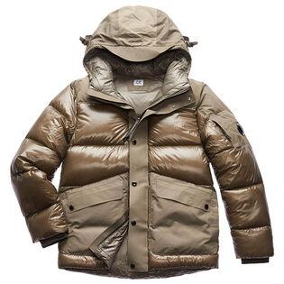 Men's Tech Down Hooded Jacket
