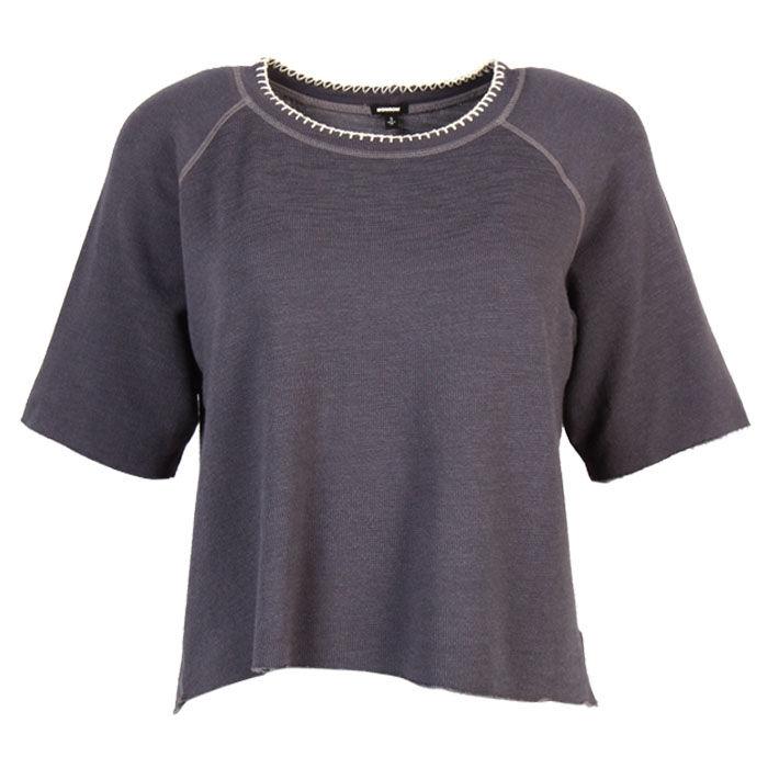 Women's Super-Soft Cut Off Sweatshirt