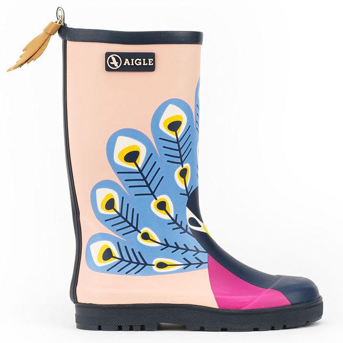 Kids' [7-3] Woodypop Fun Rubber Boot