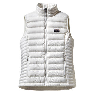 Women's Down Sweater Vest (Past Seasons Colours On Sale)