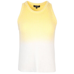 Women's Cotton Shaker Sweater Tank
