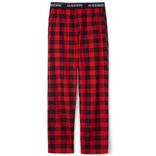 Men's Buffalo Plaid Jersey Pant