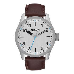 Safari Leather Watch