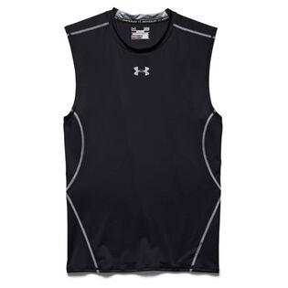 Men's Heatgear® Armour Compression Sleeveless Shirt