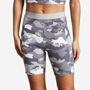 Women's Camo Everyday Bike Short