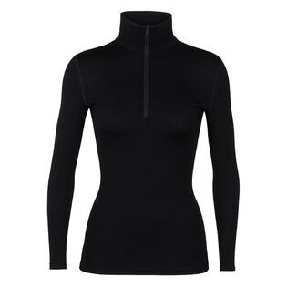 Women's Tech Long Sleeve Half-Zip Top