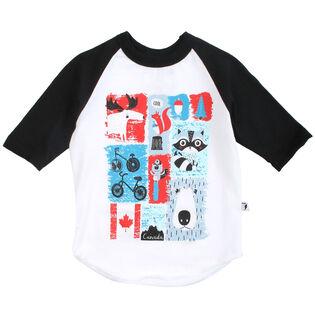 Babies' [6-24] Canada Baseball T-Shirt
