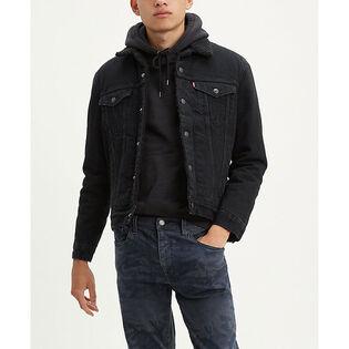 Men's Sherpa Trucker Jacket