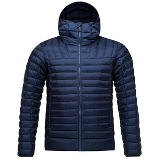 Men's Light Down Hooded Jacket