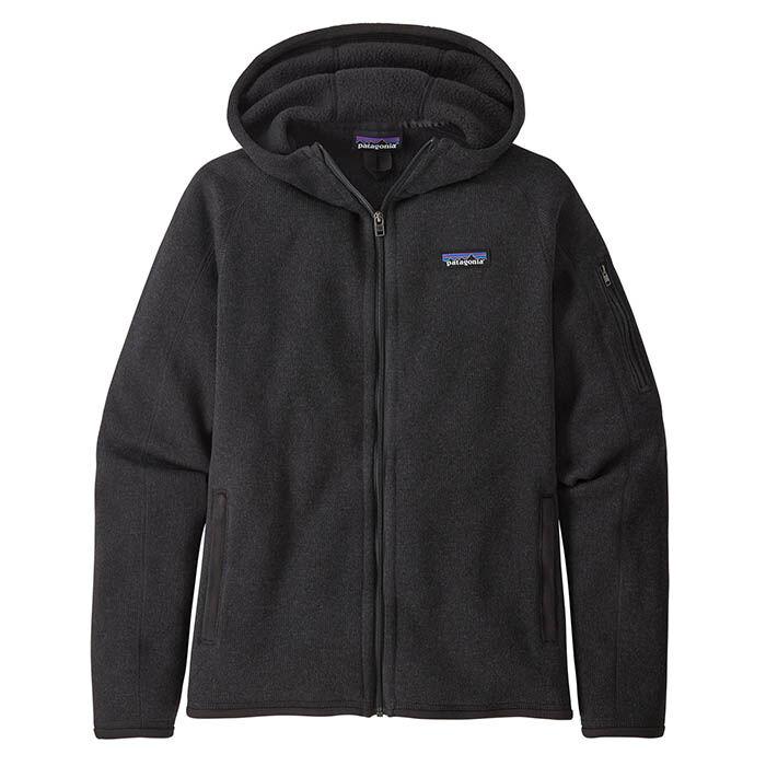 Veste à capuchon en molleton Better Sweater® pour femmes