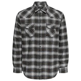 Men's Checkered Flannel Shirt