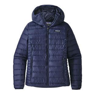 Women's Down Sweater Hoody Jacket