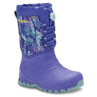 Kids' [11-3] Snow Quest Lite Waterproof Boot